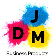 JDM Business Products logo